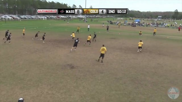 Massachusetts vs. Colorado | Men's Po...
