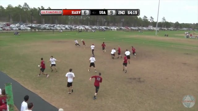 Harvard vs. Georgia | Men's Pool Play...