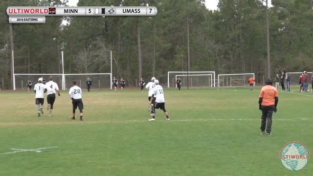 [2016-Easterns-M] Minnesota v. UMass (Final)