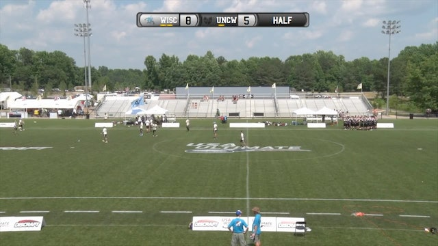 College Championships 2016: UNC Wilmington v. Wisconsin