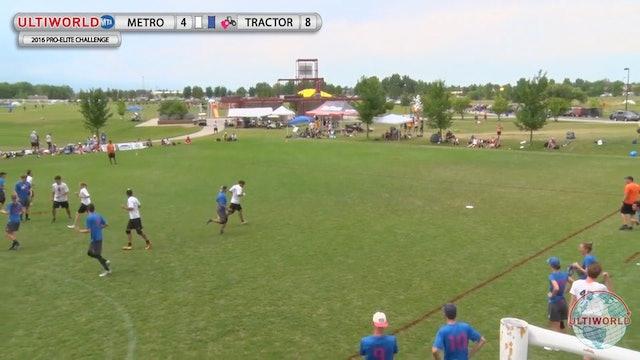 Metro North vs. Love Tractor | Mixed Final | Pro-Elite Challenge 2016