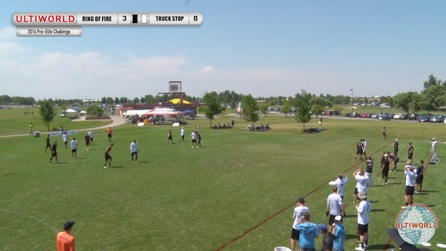 2016 Pro-Elite Challenge: Ring of Fire v Truck Stop (Pool Play)