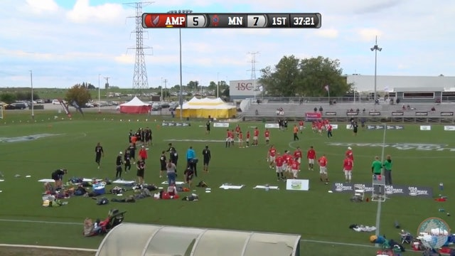 AMP vs. Metro North | Mixed Pool Play | Club Championships 2016