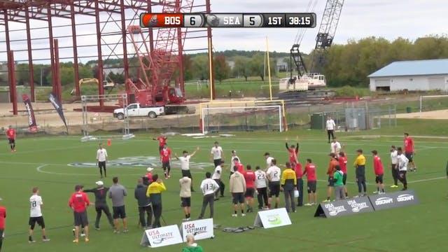 Ironside vs. Sockeye | Men's Quarterf...