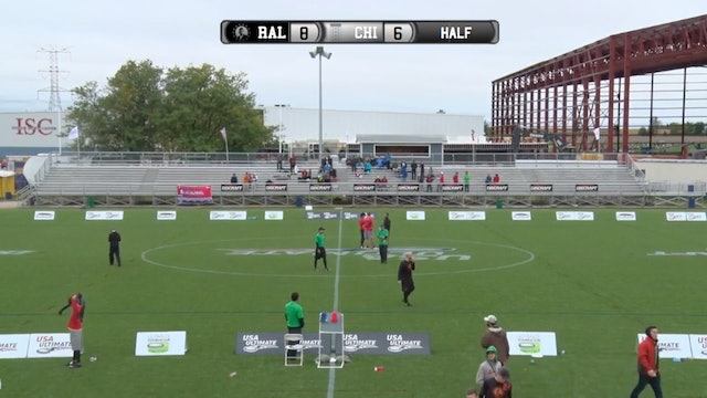 Machine vs. Ring of Fire | Men's Prequarterfinal | Club Championships 2016