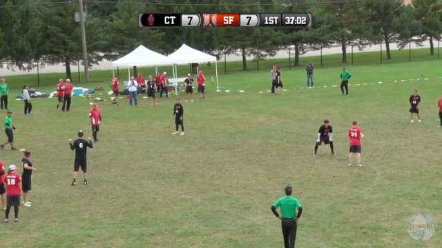 2016 Club Championships: Connecticut Metro North v. San Francisco Mischief (Semifinal)