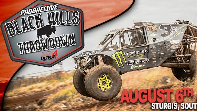 2021 Progressive Black Hills Throwdown