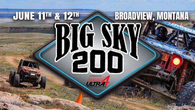 2021 Big Sky 200