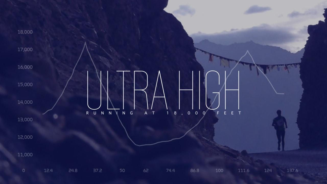 ULTRA HIGH: RUNNING AT 18,000 FEET
