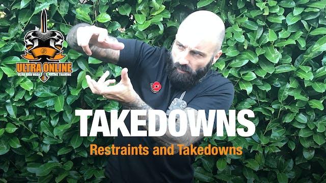 Takedowns & Controls