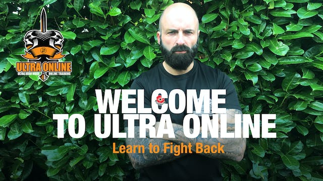 Welcome to Ultra Online