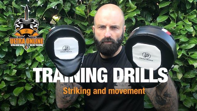 Strike Training Drills