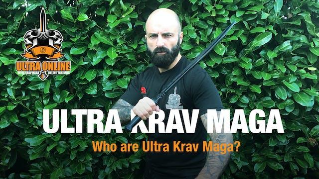 About Ultra Krav Maga
