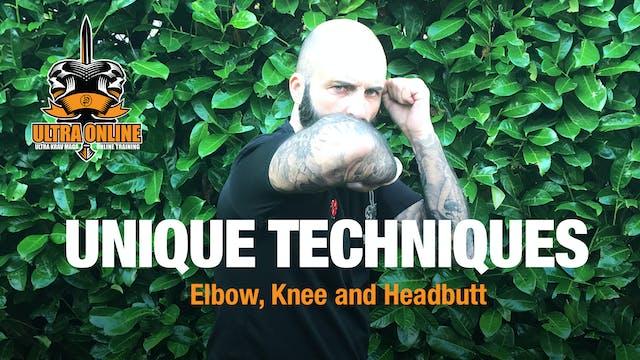 Uniques Techniques and Defences