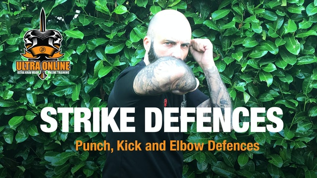 Complete Punch & Kick Defence Package
