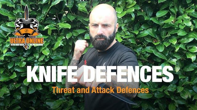 Knife Defences