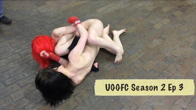 UGGFC S2 Ep3 DOWNLOAD w/ROXY!