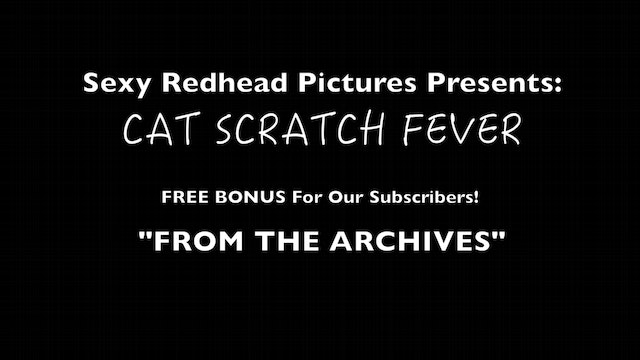 UGGFC AUG 2016 BONUS: CAT SCRATCH FEVER