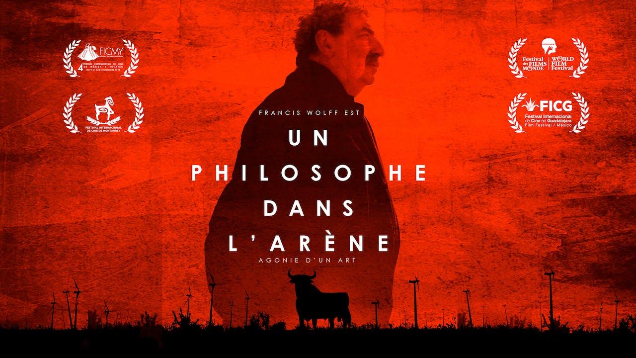 Un philosophe dans l'arène
