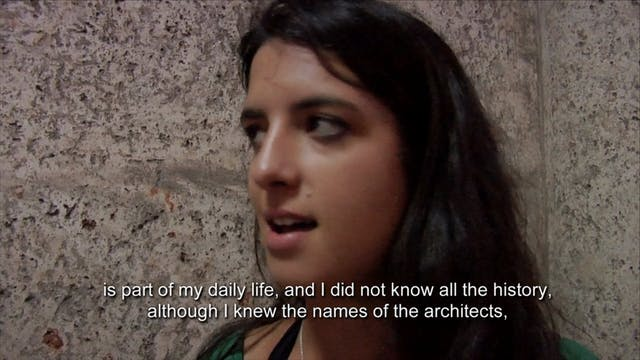 Unfinished Spaces - Bonus Material - Havana International Film Festival