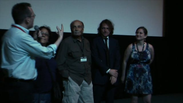 Unfinished Spaces - Bonus Material - Miami International Film Festival