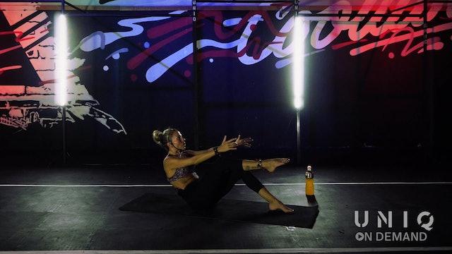 Entrenamiento 4 - Core Pilates con Kate