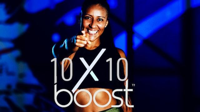 10x10 boost