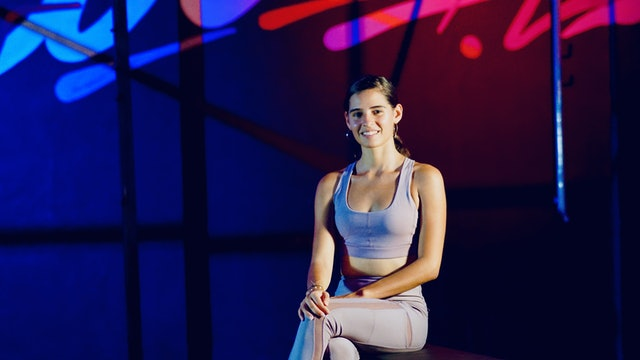 Entrenamiento 6  - Power Pilates con Roxane