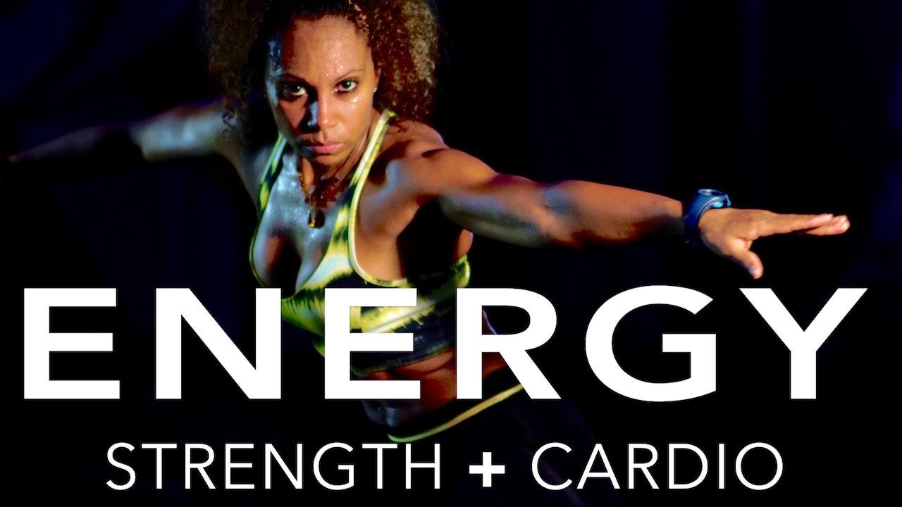 ENERGY FUERZA+CARDIO