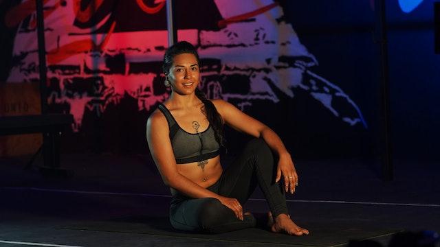 Entrenamiento 7 - YogaFit con Brenda