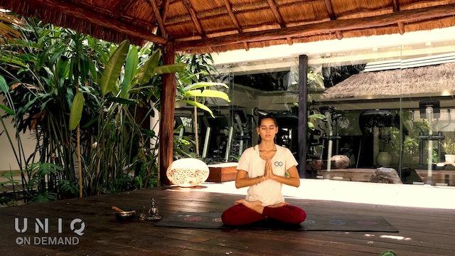 Entrenamiento 5 - Yoga relajante con Roxane