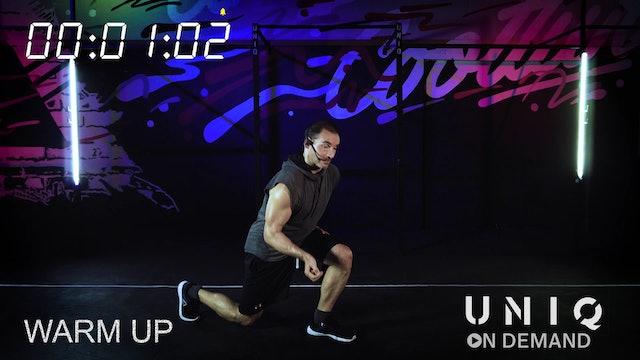 Entrenamiento 1 - Tabata Workout con David