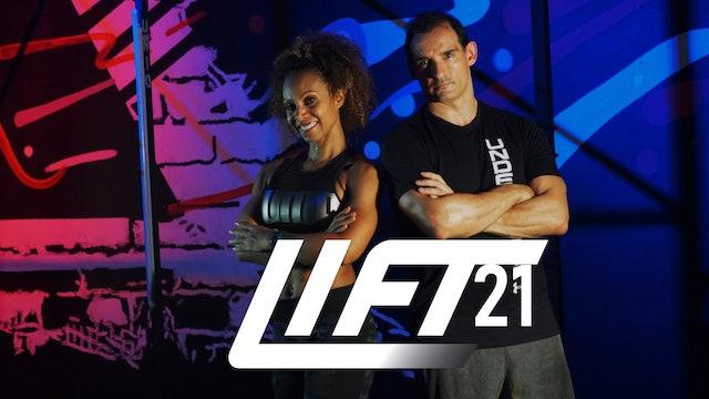 Entrenamiento 17 - Combo Full Body con Belen & David