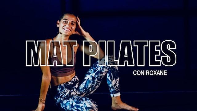 Entrenamiento 11 - Mat Pilates con Roxane