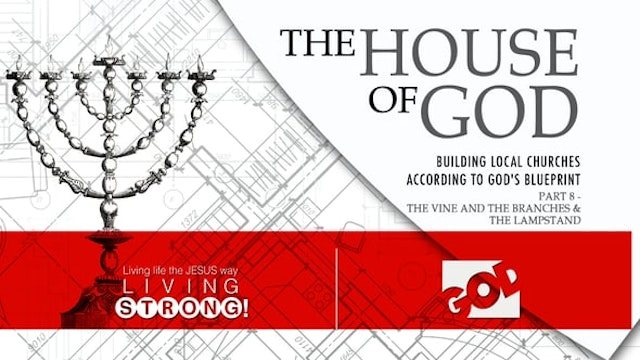 The House Of God (Part 8)  The Vine, ...