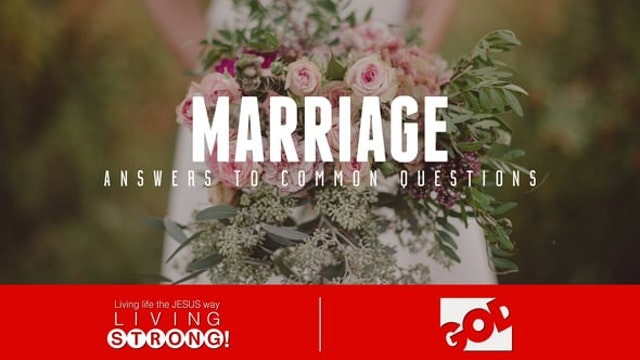 Answers To Common Questions - Marriage