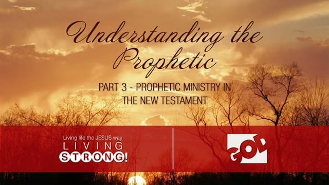 Understanding The Prophetic (Part 3) ...