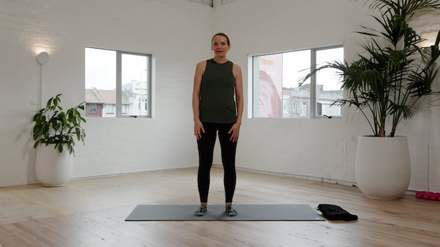 Weeks 30-35: Full Body Strength with Band