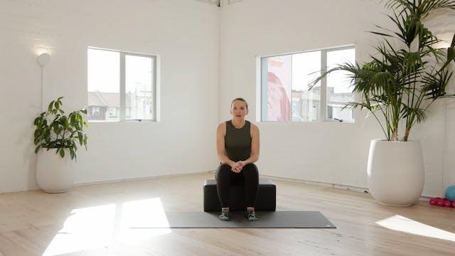 Weeks 35-40: Full Body Strength & Stretch
