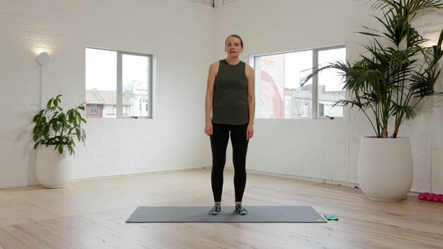Weeks 25-30: Fully Body & Balance