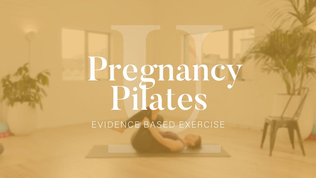 Pregnancy Pilates Subscription