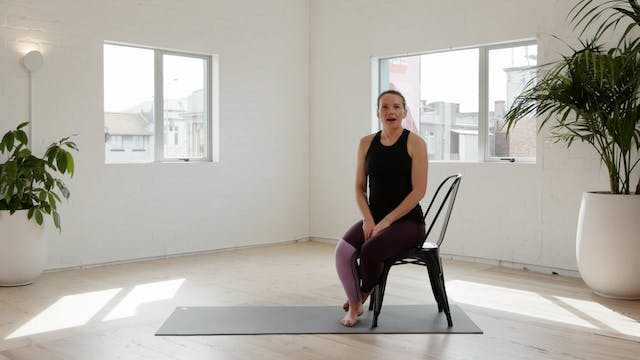 Pre-Work: Posture & Positioning Advice
