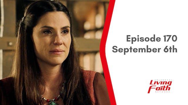 Episode 170 –September 6th
