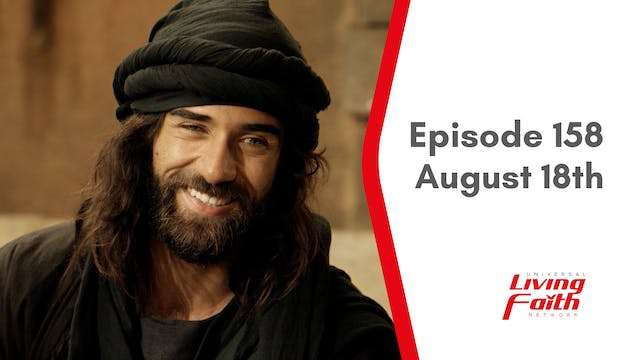 Episode 158 –August 18th