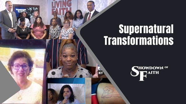 Supernatural Transformations