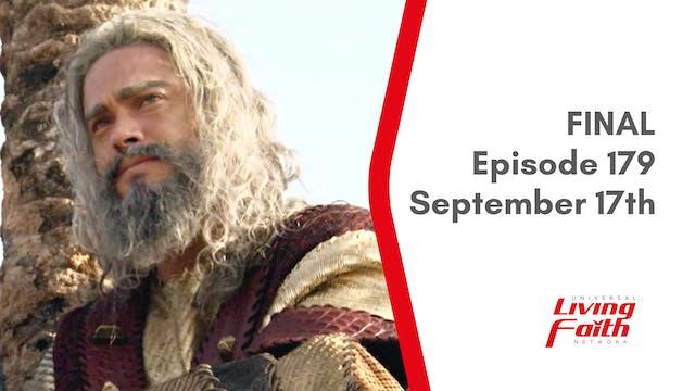 Episode 179 – September 17th