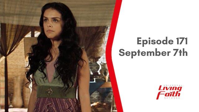 Episode 171 –September 7th