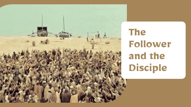 The Follower and the Disciple