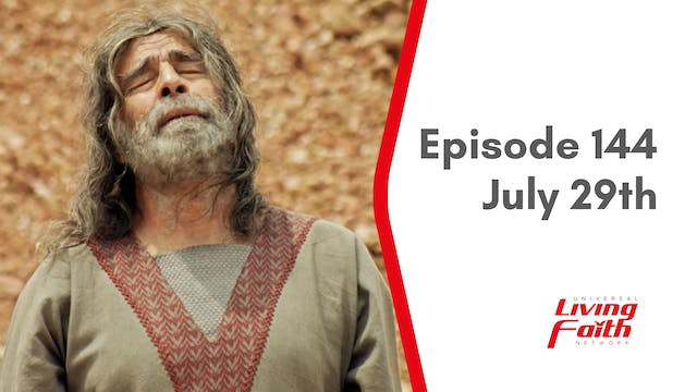 Episode 144 –July 29th