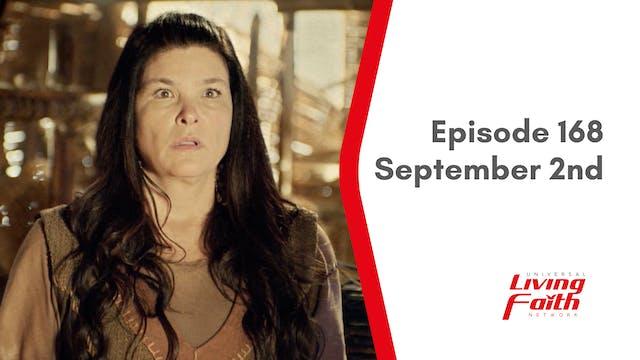 Episode 168 –September 2nd